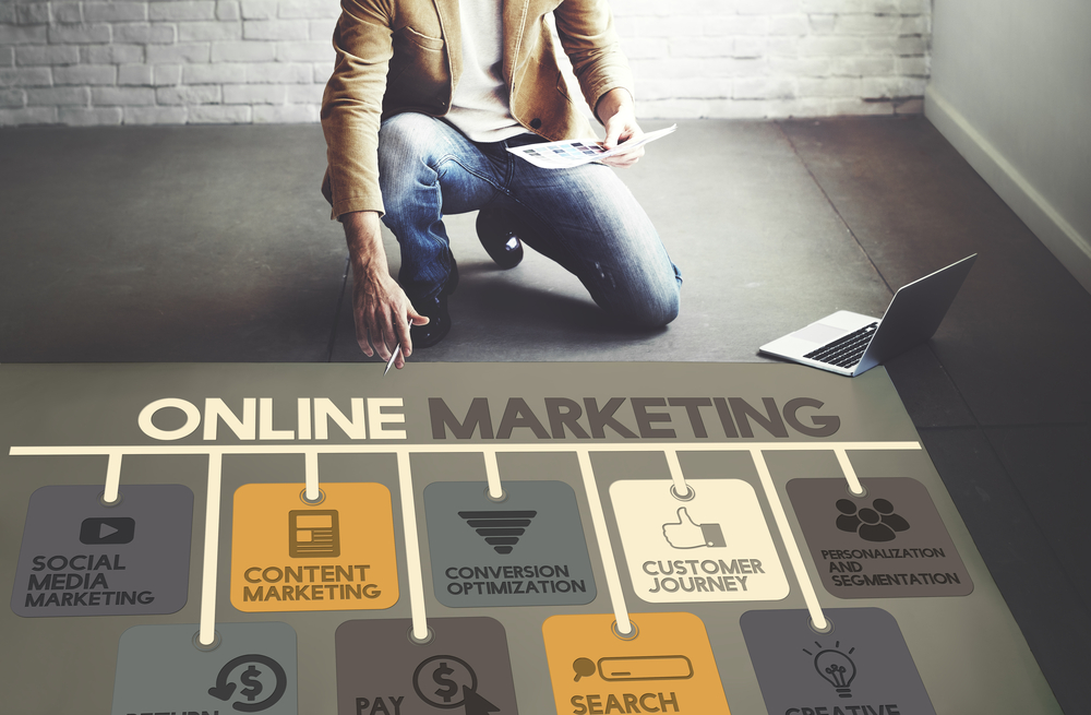 What Is Meant By Online Marketing?